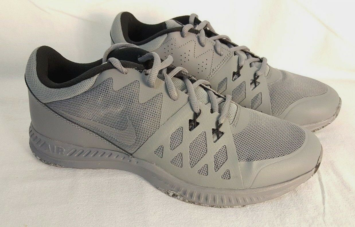 Nike Air Epic Speed TR ll Men's Shoes Cross Training Size Gray New Size Training 10 9581ad