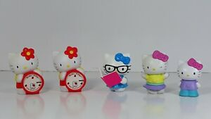 2004-Sanrio-Hello-Kitty-McDonalds-Happy-Meal-Toys-Lot-of-5