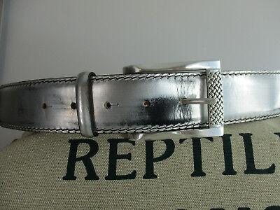 Reptile/'s House Vintage Schliesse Schnalle für Wechselgürtel Schraubgürtel neu