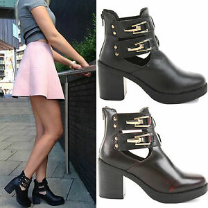 LADIES-WOMENS-PLATFORM-CHELSEA-CHUNKY-MID-HIGH-BLOCK-HEEL-ANKLE-BOOTS-SHOES-SIZE