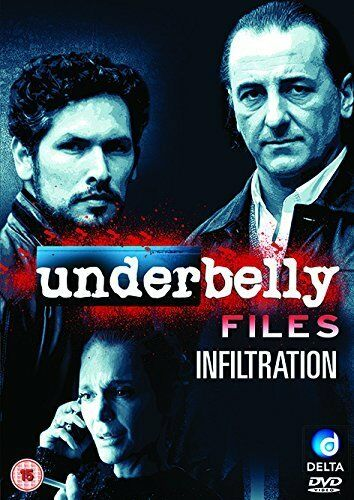 UNDERBELLY FILES INFILTRATION DVD