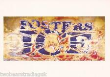 Postcard: Foster's Ice Lager (Art by Swifty) (Boomerang Media Promo)