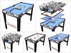 4-in-1-Multi-Game-Pool-Table-Tennis-Football-Air-Hockey-Indoor-Sport-Family-Fun