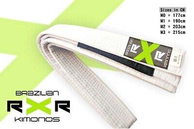 """ProForce II 1.75/"""" Double Wrap Solid Karate Belt for Judo Jiu Jitsu"""