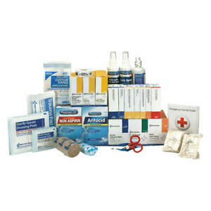 FIRST AID ONLY 90620 First Aid Kit Refill,657 Comp.