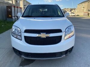 2012 Chevy Orlando LT for Sale
