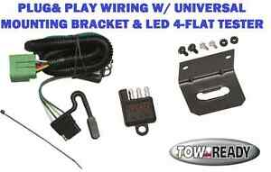 99-04 JEEP GRAND CHEROKEE TRAILER WIRING KIT W/ UNIVERSAL CKET ... on trailer hitch harness, toeing 2012 jeep cherokee wire harness, hitch bumper, hitch sleeve, jeep grand cherokee towing wire harness, hitch wiring cover,