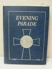1993 Xavier High School; New York, NY Evening Parade Yearbook