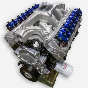 Details about 363 Ford Small Block Stroker Crate Engine 500HP Fox Body  Mustang Cobra Cougar