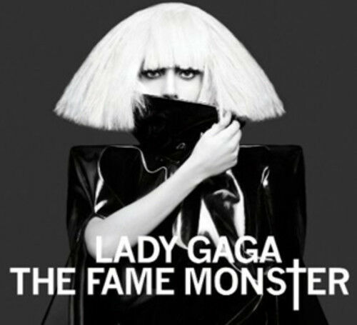 Lady Gaga : The Fame Monster CD (2009)