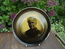 Vintage Edwardian Ridgway Plate  General William Bramwell Booth Salvation Army