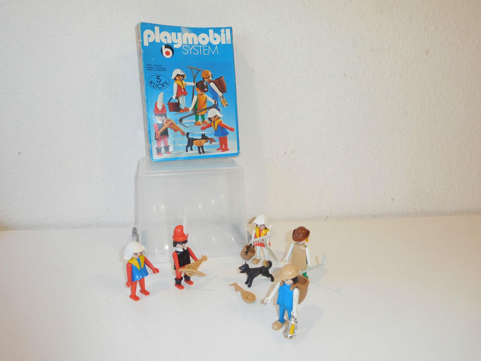 Playmobil 3293 medieval figures ovp (1)