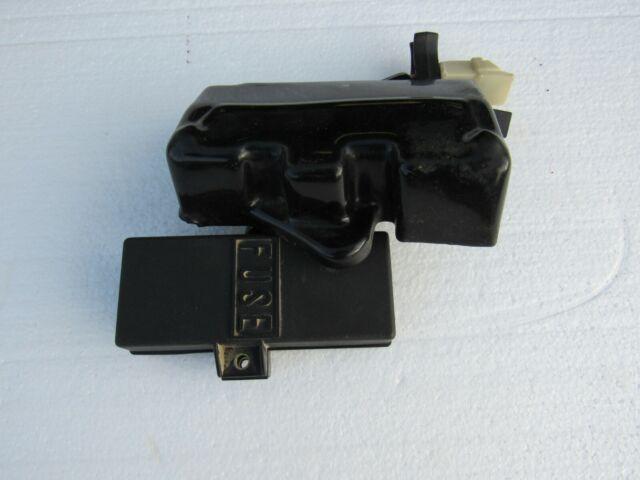 2005 Honda Vt600 Cd Shadow Vlx Fuse Box