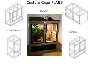 10-DIY-Reptile-Cage-PLANS-and-1-Egg-Incubator-PLAN-on-CD