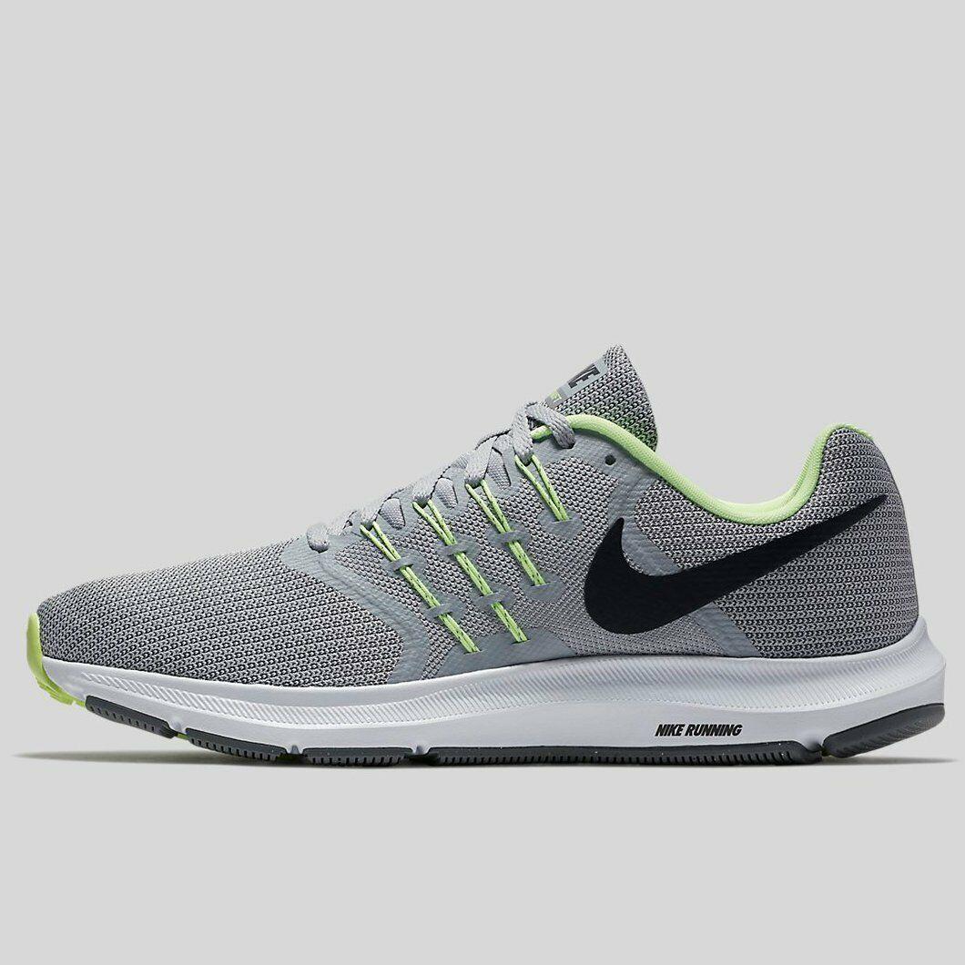 Nike Run Swift Mens Running shoes Size 8 Cool Grey Black