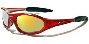 Xloop-Para-Mujer-Hombre-ciclo-de-deportes-que-ejecuta-Red-Silver-Mirror-Gafas-De-Sol-Nuevo-01