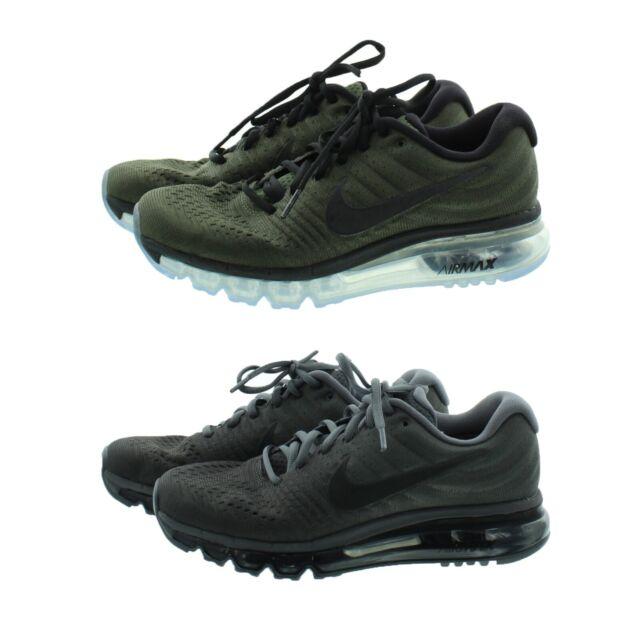 Nike Men's Air Max 2017 Running Athletic Low Top Shoes Sneakers 849559