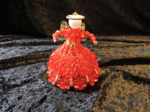 Large Angel Bead Kit 5 inches tall Ornament Bead Kit NEW