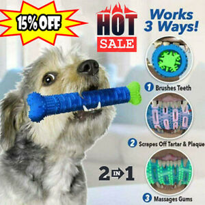 Chew-Toys-Dog-Toothbrush-Pet-Molar-Tooth-Cleaning-Brushing-Stick-Doggy-Puppy-Ho