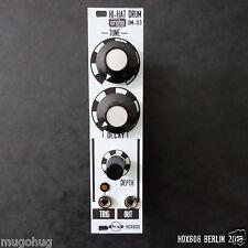 ANALOG HI HAT DRUM MODULE- Orpho Modular OM-03 for EURORACK, Doepfer compatible