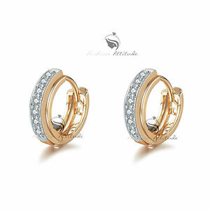 18k-yellow-white-gold-gf-made-with-swarovski-crystal-huggies-earrings