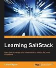 Learning SaltStack by Colton Myers (Paperback, 2015)