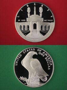 1984-S-Proof-Olympics-Commemorative-Silver-Dollar-Deep-Cameo-Flat-Rate-Shipping