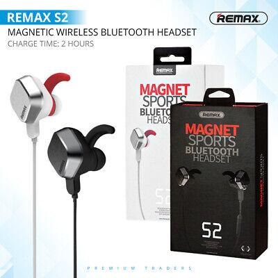 Universal Sports Magnetic Wireless Bluetooth Headset Portable Headphone Earphone Ebay