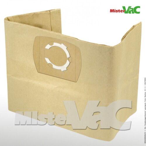 10x Staubsaugerbeutel Flexdüse geeignet Kärcher WD 3 Premium