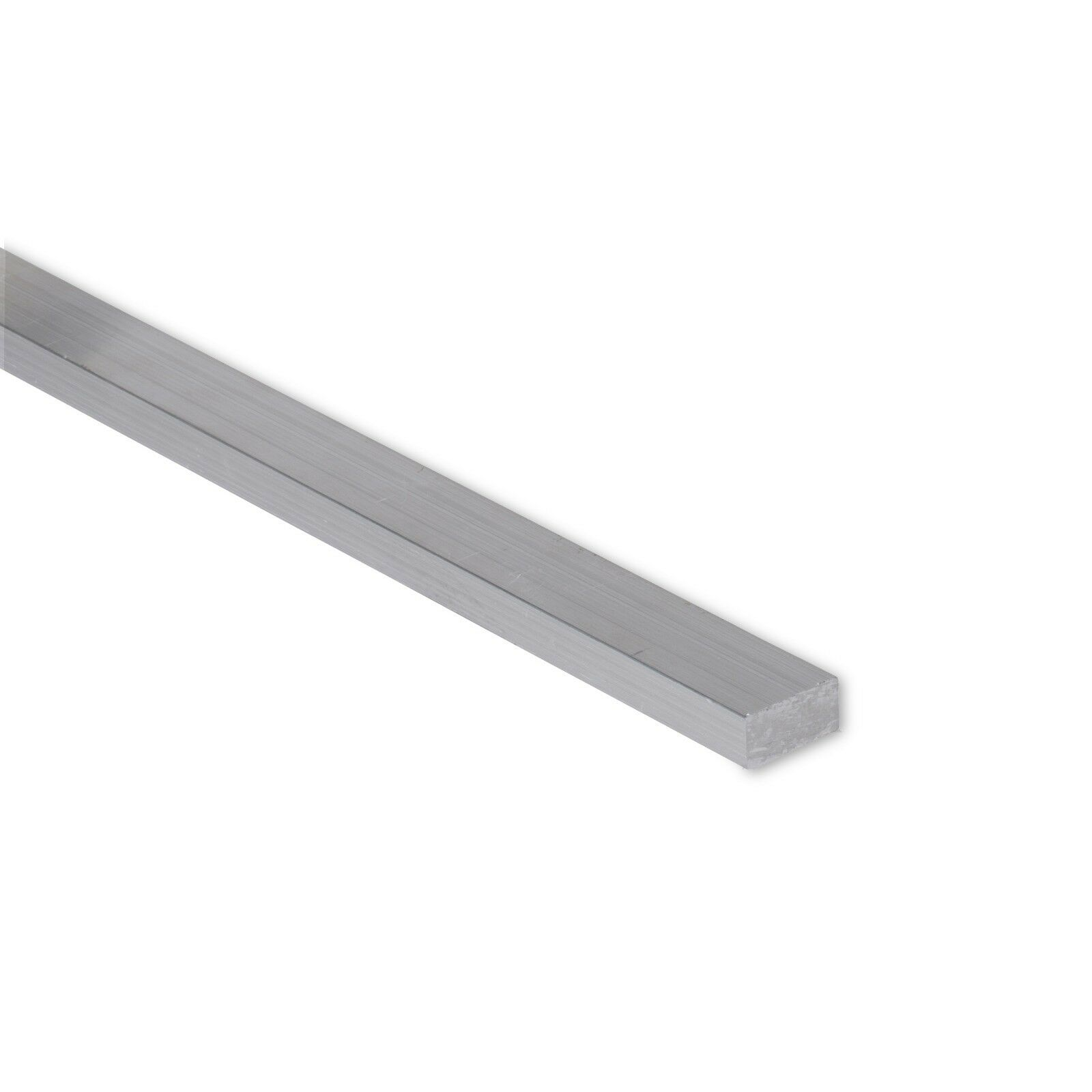 """2/"""" Length 0.5/"""" 1//2/"""" x 2/"""" Stainless Steel Flat Bar Mill Stock 304 Plate"""