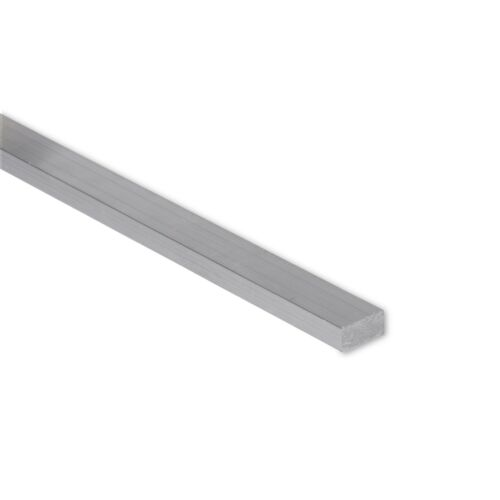 """0.5/"""" 304 Plate 1//2/"""" x 2/"""" Stainless Steel Flat Bar 12/"""" Length Mill Stock"""