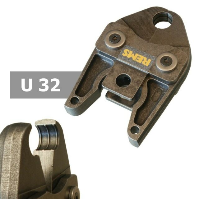 Pressbacke U32 U 32 570785 Rems Presszange
