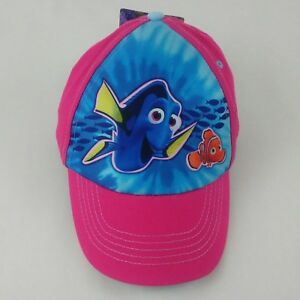 Disney Pixar Finding DORY NWT Toddler One Size 2T-5T Hat Gloves 2 Piece Mitten
