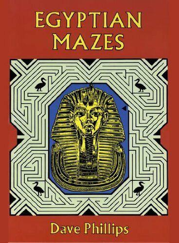 Egyptian Mazes  Dover Children s Activity Books