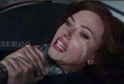 Romanoff sexy natasha Scarlett Johansson