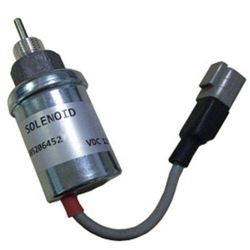 B2H2 U85206451 12 V Stopp Magnet für Perkins 402D 403D 404D 404C 403C U85206452