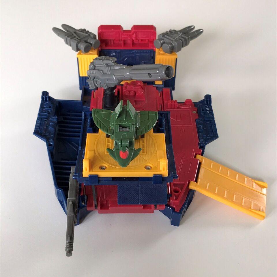 Groundshaker, G1 Transformers
