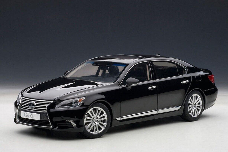LEXUS LS 600 Hl  blacke 2013  AutoArt 1 18