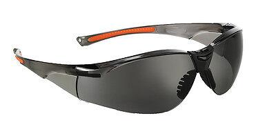 Transparent//Orange Univet 513.01.00.00 No.513 Safety Goggles with Glass