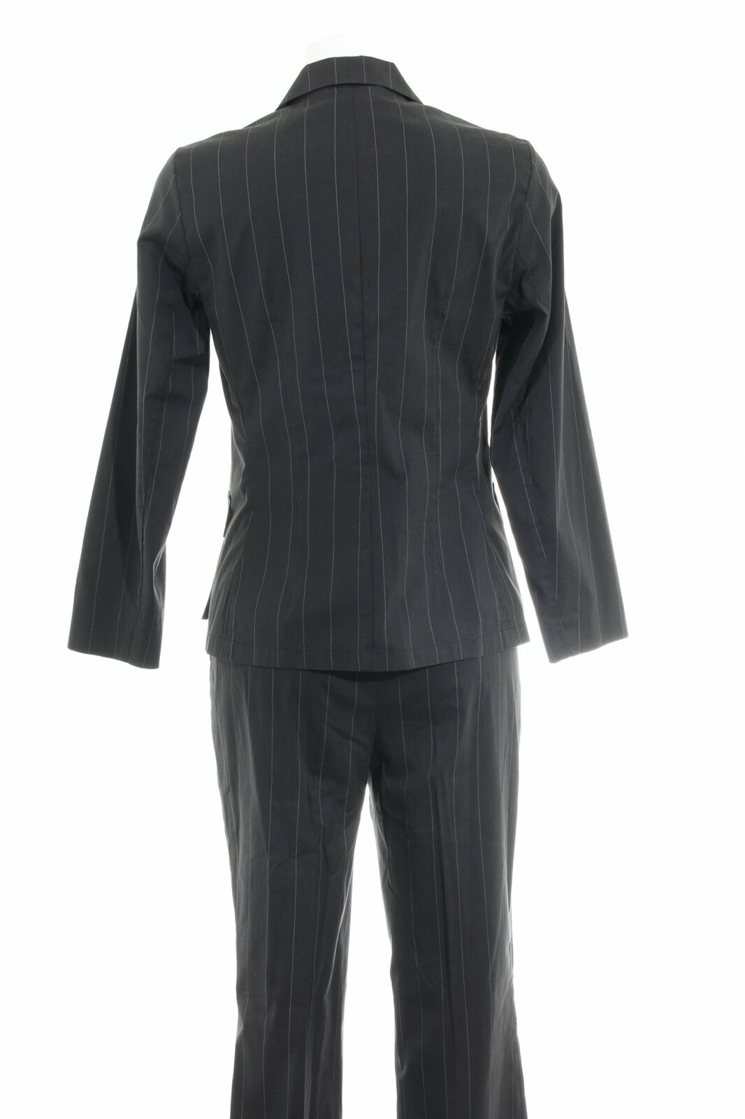 Costume clothcraft Grigio Marronee Marronee Marronee Gessato business-look da donna tg. de 36 Tuta c702c0