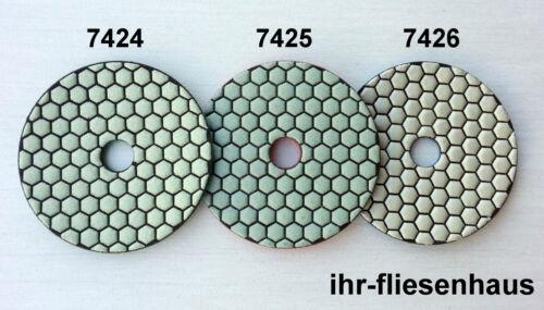 Sigma Diamant Schleifscheibe Pad Schleifen v Sockelfliesen Granit Feinsteinzeug