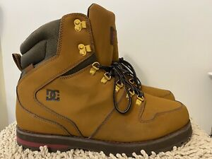 DC Shoes Peary Boots, Cocoa, 320395