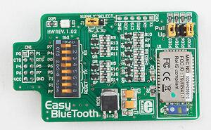 MikroElektronika-EasyBluetooth-Board