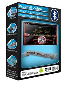 OPEL-ZAFIRA-Lecteur-CD-PIONEER-Autoradio-AUX-USB-Kit-Main-Libre-Bluetooth