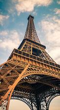 """Infrarotheizung Elegance - Glas mit Rahmen, 600 Watt, Motiv """"Eiffelturm"""""""