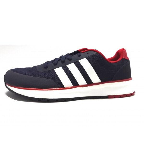 scarpe ginnastica Adidas Neo Running Uomo corsa lacci suola blu suola lacci gomma antiscivol Scarpe classiche da uomo b4ad71