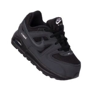 Details about Nike Air Max Command Flex (TD) Black Anthracite 844348 002 Toddler Shoes Size 9C