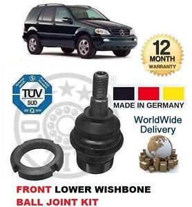 1 x LOWER BALL JOINT For Mercedes ML230 ML270 ML320 ML400 ML430 ML500 ML55 W163