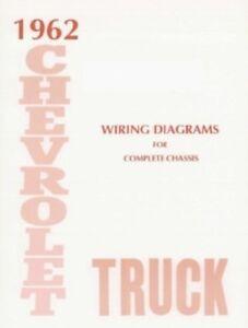 62 Chevy Truck Wiring Diagram - Wiring Diagram M1 on