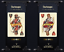 Charlemagne-Playing-Cards-New-Figures-SWAROVSKI-CRYSTAL-Limited-Edition-S thumbnail 9